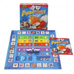 Children Cartoon Puzzle Board Game
